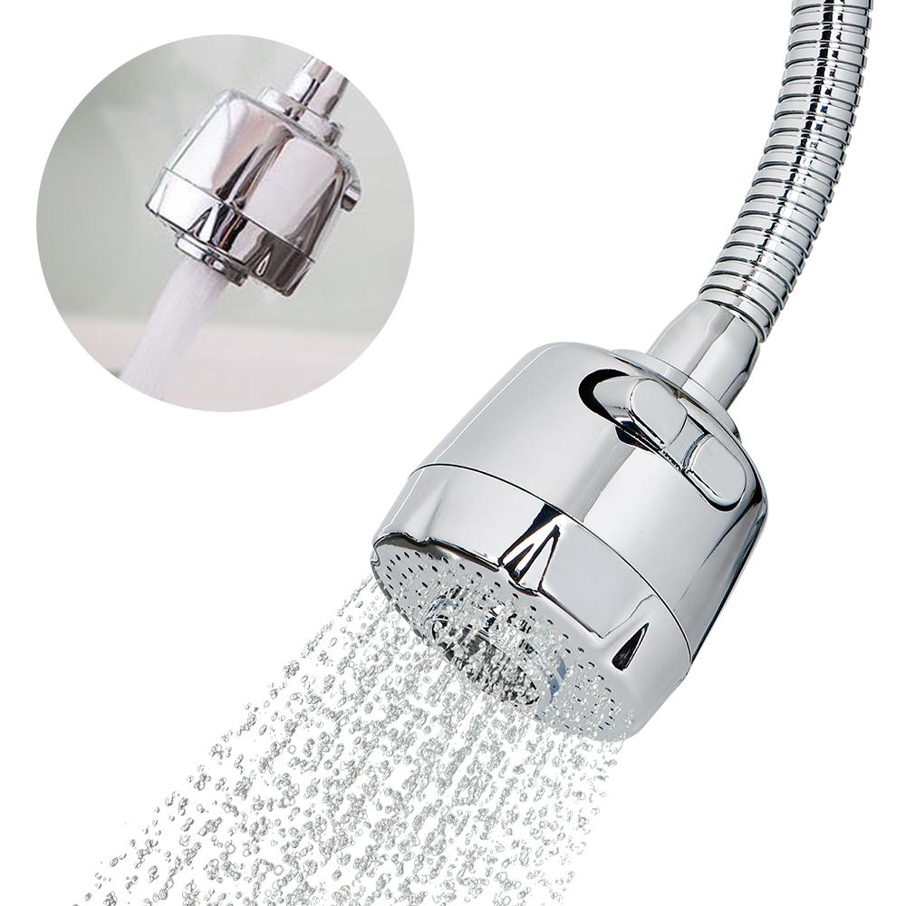 HIKARI日光生活  不鏽鋼長管兩段式節水器(省水50%)