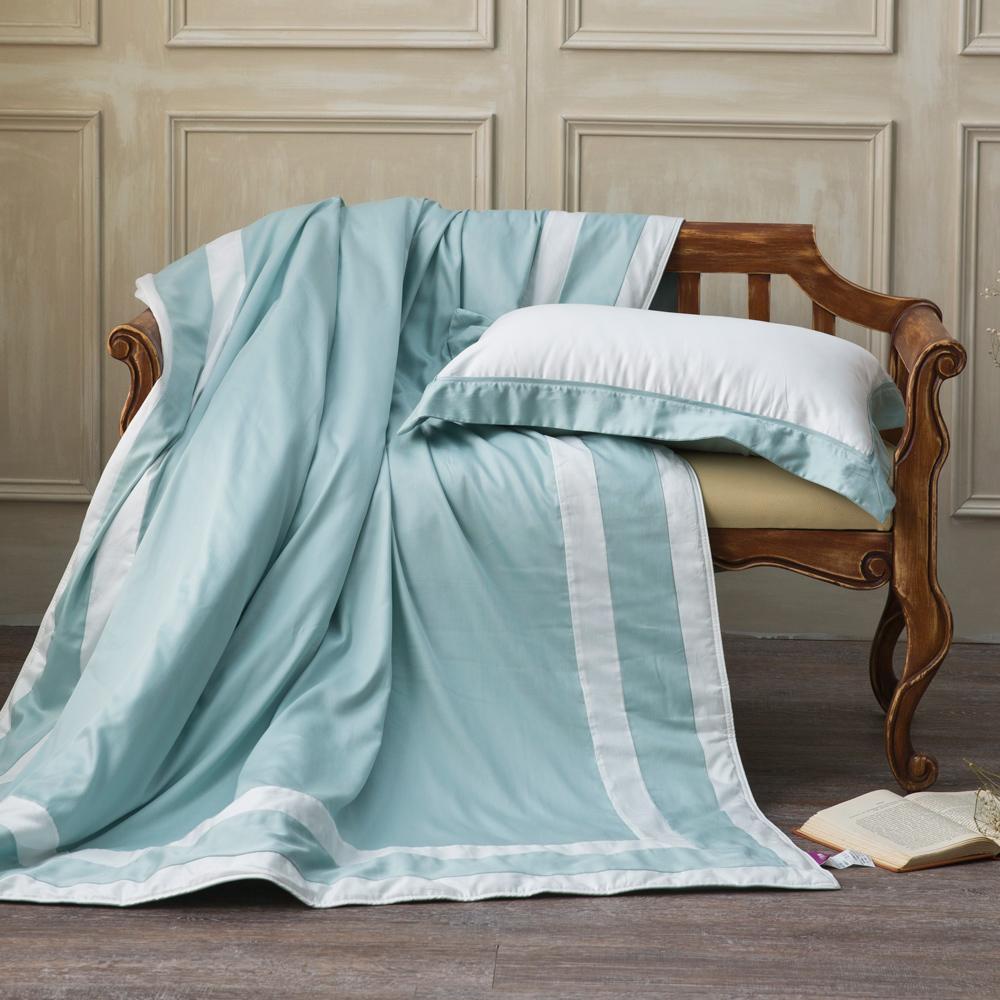 IN HOUSE-SLEEPING BEAUTY-膠原蛋白紗-涼被(綠色-150x195)
