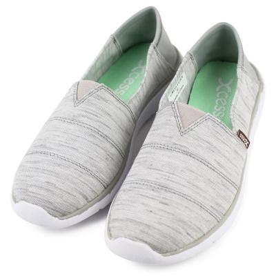 XCESS-女休閒鞋GW051GRY-雲彩灰