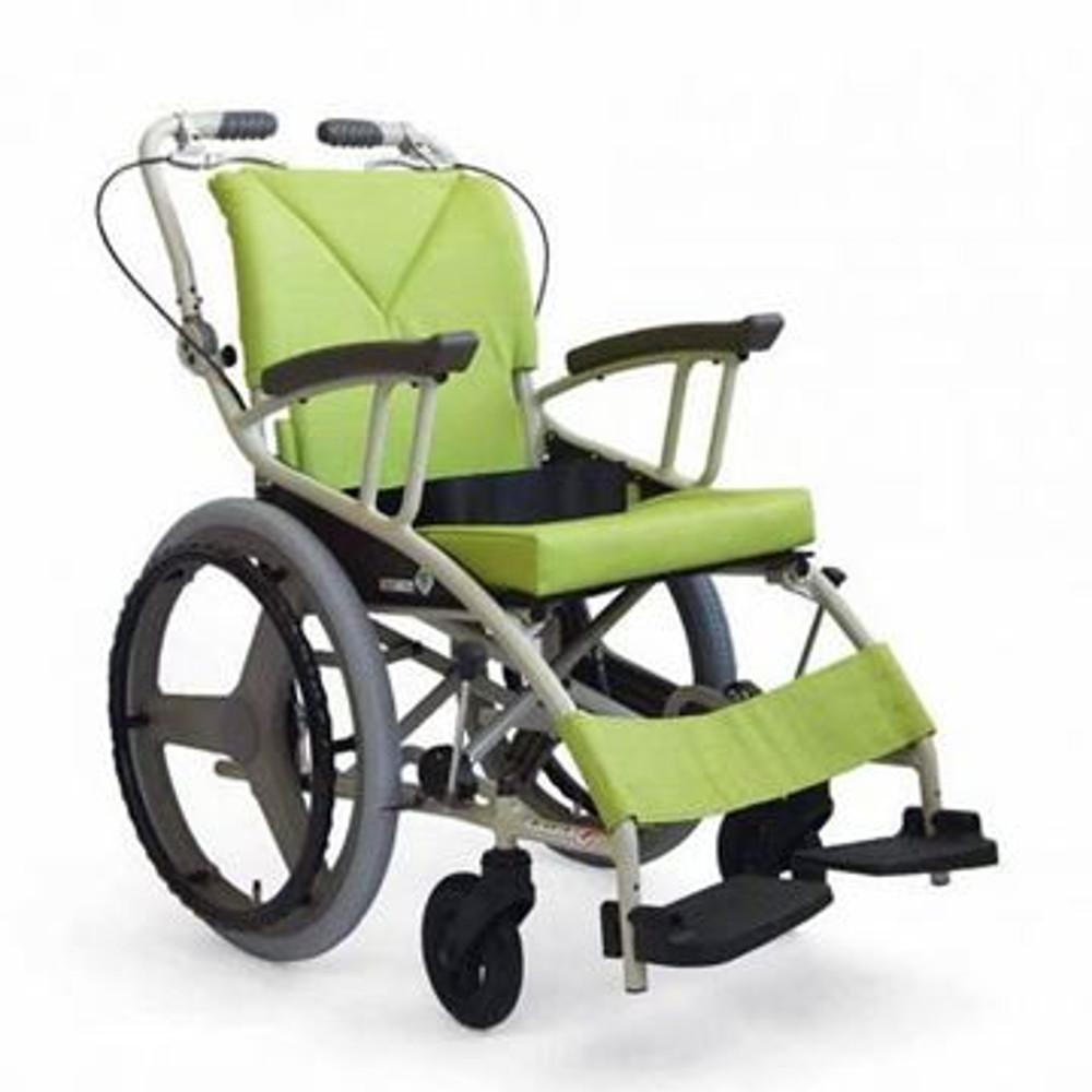 日本河村輪椅AY-18小綠