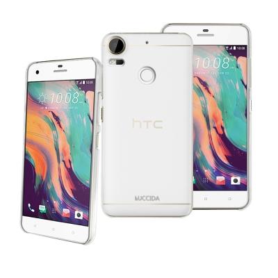 LUCCIDA HTC Desire 10 Pro 全透明加強抗刮保護殼