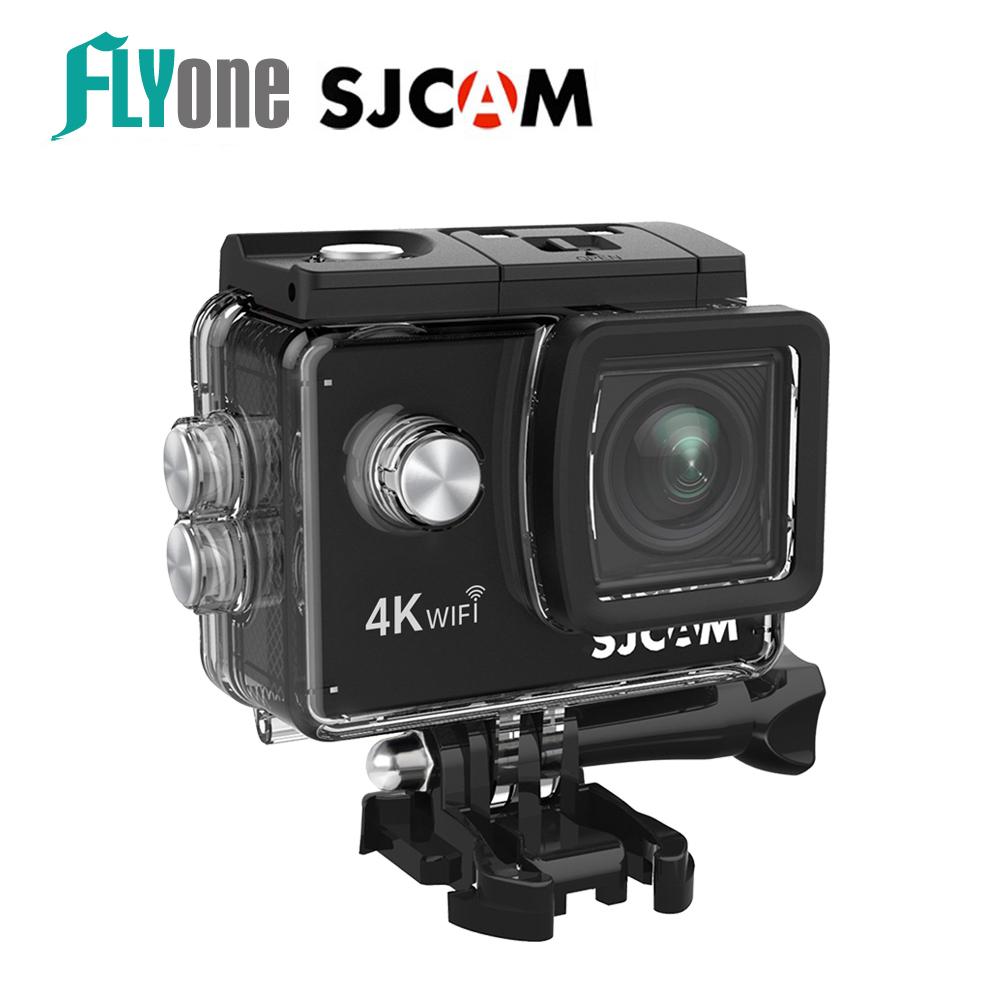 FLYone SJCAM SJ4000 AIR 4K WIFI 行車記錄器-自