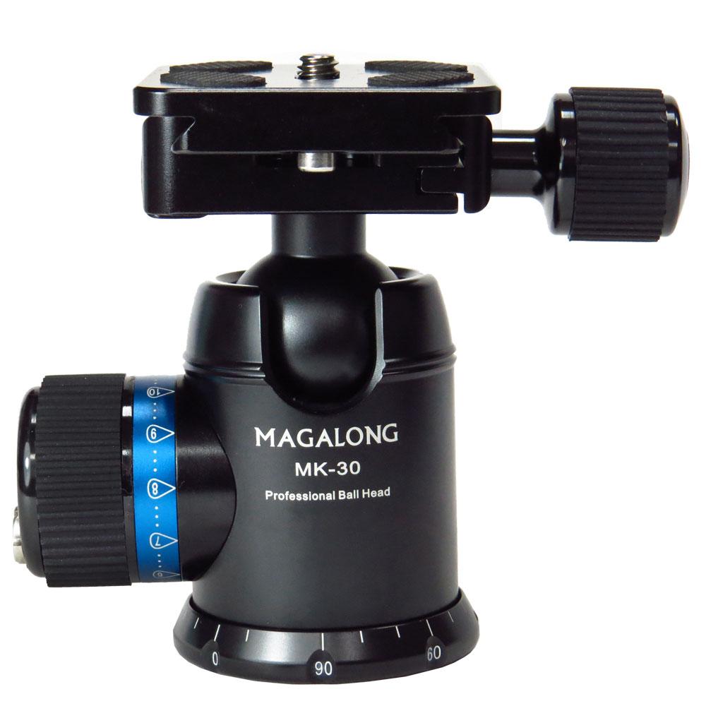 MAGALONG MK-30專業球型阻尼雲台(公司貨)