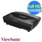 ViewSonic LS830  Full HD極近高亮度雷射投影機(4500 流明)