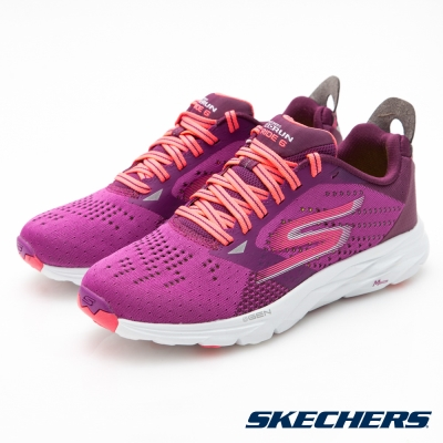 SKECHERS (女) 跑步系列GORun Ride 6-14117PRHP