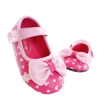 迪士尼米妮娃娃鞋-粉 sh9890