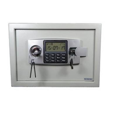 聚富-小型全功能保險箱金庫防盜電子式密碼鎖保險櫃