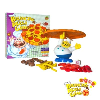 《凡太奇》益智桌遊-胖廚師披薩平衡-快速到貨
