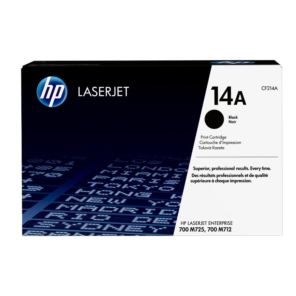 HP CF214X 原廠黑色碳粉匣高容量