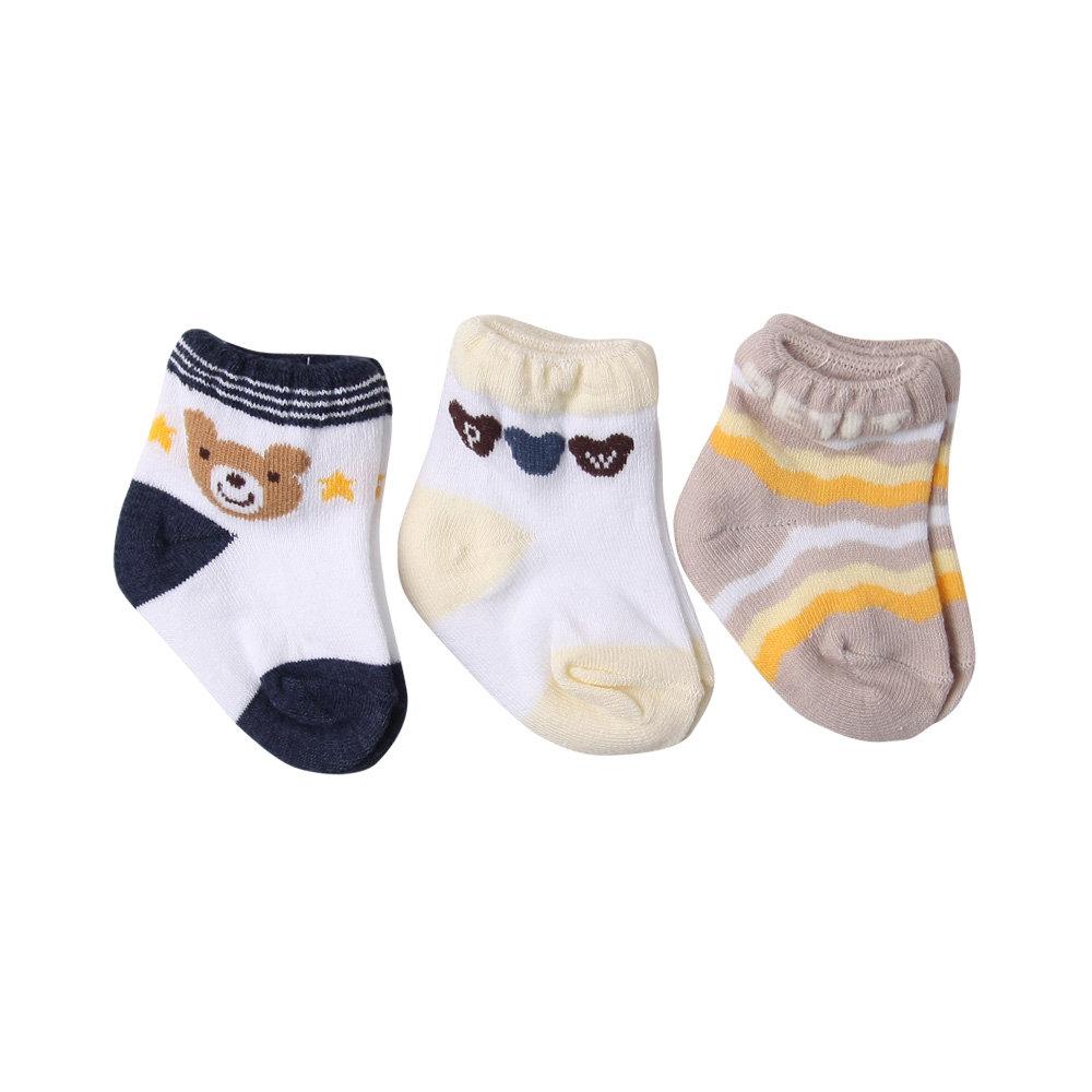 baby童衣 嬰兒襪 純棉卡通透氣地板襪45019