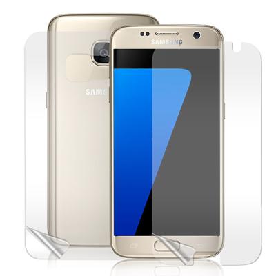 VXTRA Samsung Galaxy S7 edge 高透光亮面耐磨保護貼(...