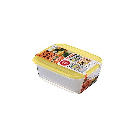WAVA 日本inomata多用途蔬菜PP保鮮盒1.1L(快)