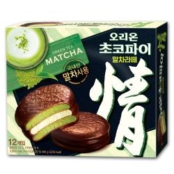好麗友 情抹茶巧克力派(444g)