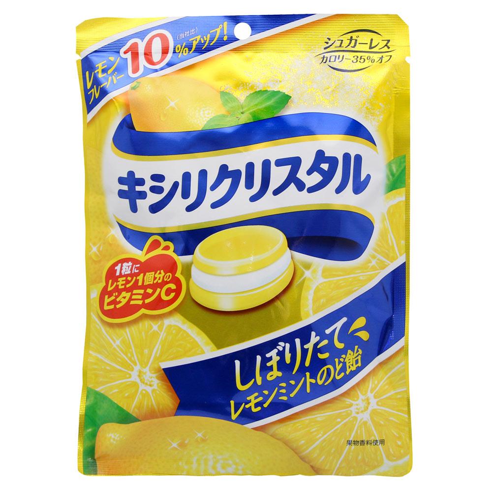 日本  檸檬薄荷喉糖(72g)