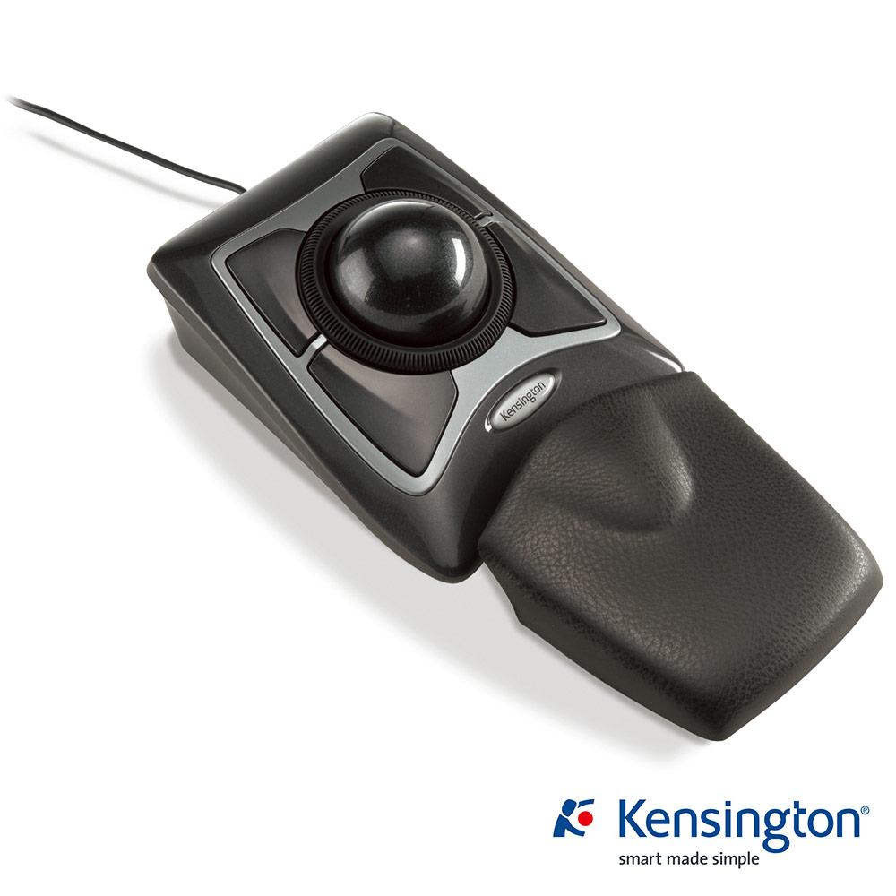 (時時樂)Kensington「ExpertMouse」專業舒適軌跡球滑鼠