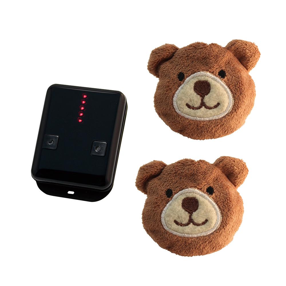 傳揚 孩童防走失 追蹤 警報器 一對二 (405K2)