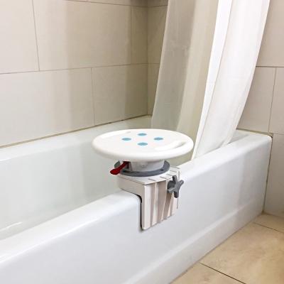 COLOR 旋轉浴缸椅(8段式旋轉)