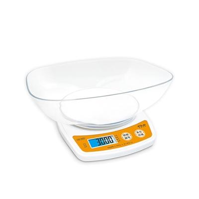 KS-3KG 超精準廚房電子 料理秤