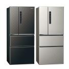 Panasonic國際牌 610公升 四門 變頻 電冰箱 NR-D619HV