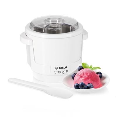 Bosch萬用廚師機配件-冰淇淋機MUZ4EB1