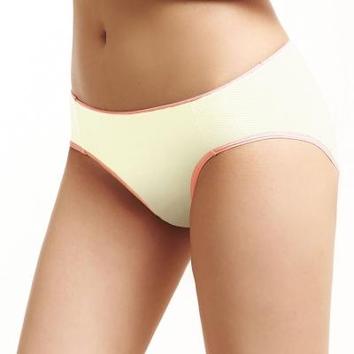 蕾黛絲- 動氧Bra-低腰內褲 M-EL(輕蜜黃)