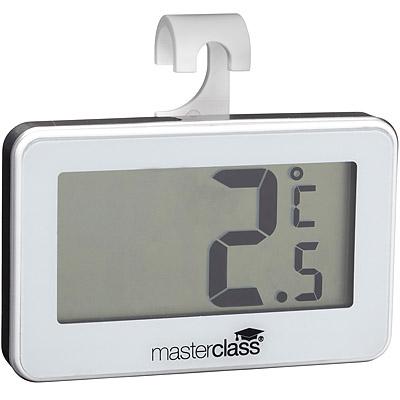 Master 數位冰箱溫度計