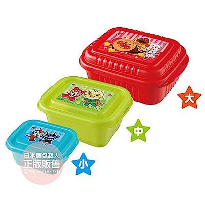 麵包超人-AN麵包超人分裝盒3入組(大中小)