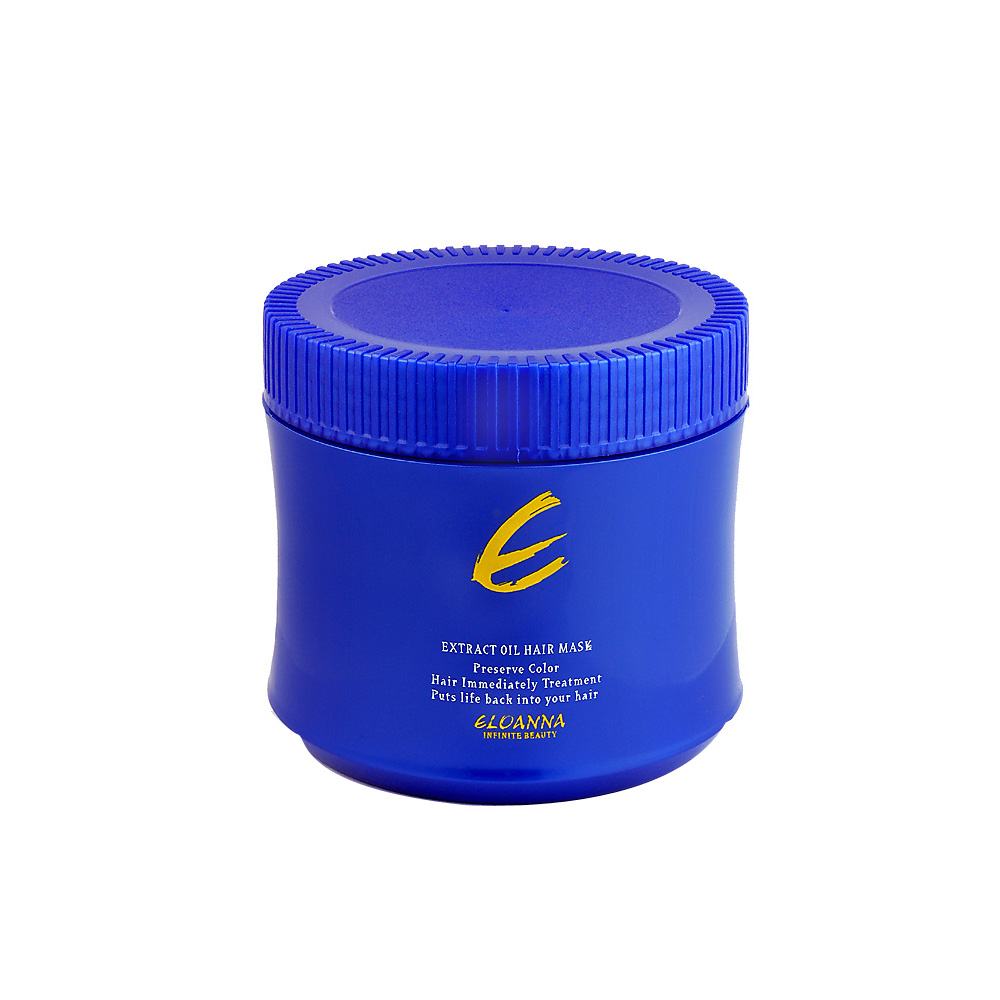 ELOANNA 伊柔安娜 SOS精油髮膜(強效型)600ml
