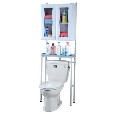 《愛樂美》浴櫃置物架(免鑽牆)
