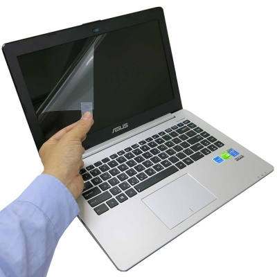 EZstick ASUS K451 亮面防藍光螢幕貼 靜電吸附