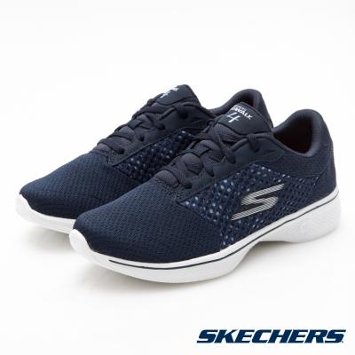 SKECHERS (女) 健走系列 GO Walk 4 - 14146NVW