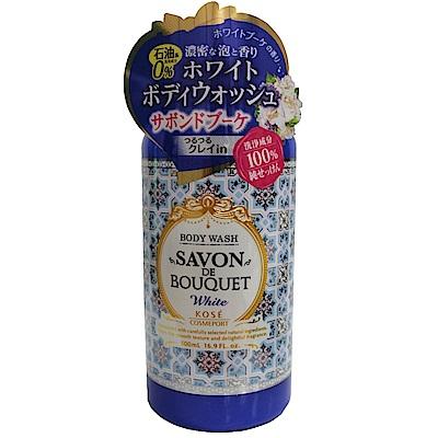 KOSE 保濕沐浴乳-優雅花香(500ml)