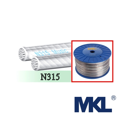 MKL N315喇叭線( Silver Speaker Cable )