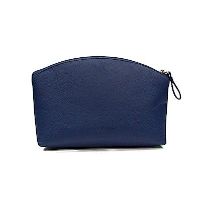 FEDON 1919 Charme皮製拉鍊化妝包 藍