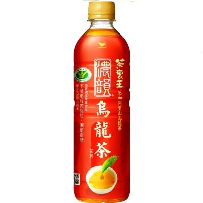 茶裏王 濃韻烏龍茶(600mlx24入)