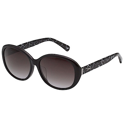LONGCHAMP 太陽眼鏡 (黑色) LO609SA
