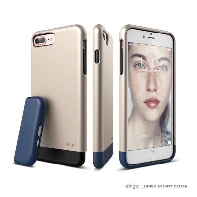 elago iPhone 7 Plus 雙層耐衝擊手機保護殼