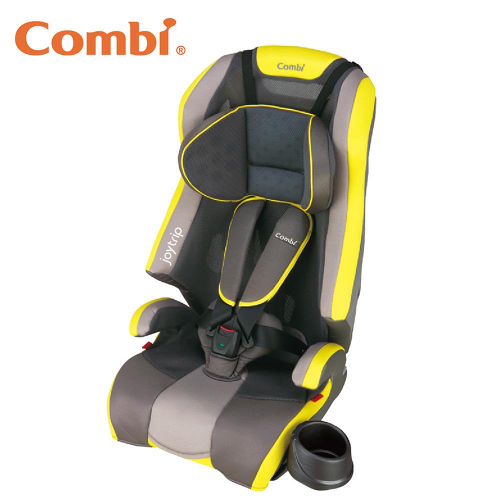 Combi Joytrip MC 1-11歲成長型汽座活力黃S版