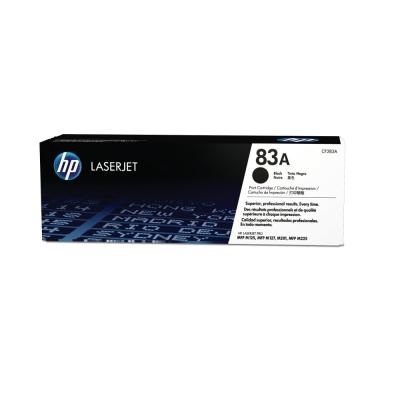 HP CF283A 原廠黑色碳粉匣