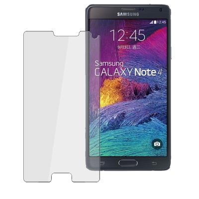 g-IDEA Samsung Galaxy Note 4 霧面防指紋螢幕保護貼