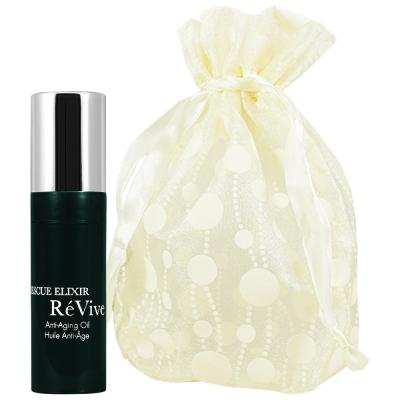 ReVive利維膚 極緻特潤精華油5ml旅行袋組