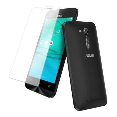 LUCCIDA ASUS ZenFone GO(ZB500KL) 9H超硬防爆鋼化玻璃貼