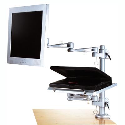 ESB-3360夾桌式液晶螢幕筆記型電腦萬用手臂支架