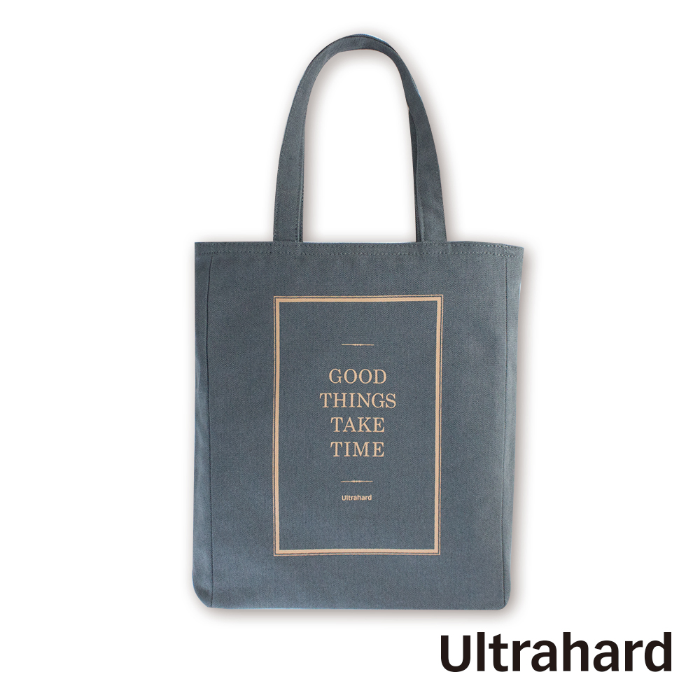 Ultrahard 閱讀書袋Life Inspiration-Good Things(灰)