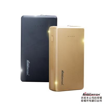 【安伯特】勁電金鑽版柴/汽油車緊急啟動電源-贈轉接線+USB家用充電頭+收納盒