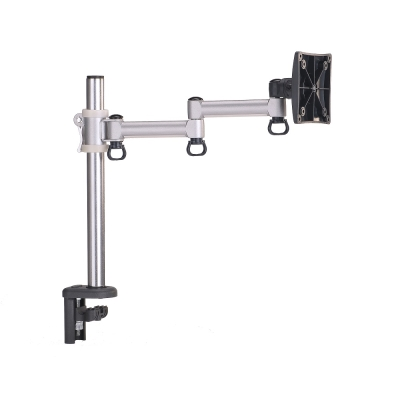 FOGIM 夾桌懸臂式液晶螢幕支架(單螢幕)-TKLA-5082C4-SM