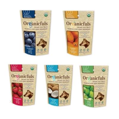 露西奶奶的果園organicfuls《有機餅乾系列》4oz  兩包組