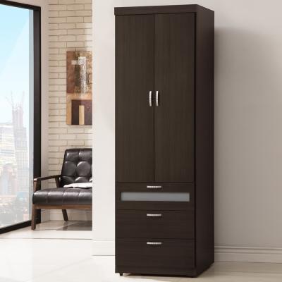 Homelike 菲亞2x7衣櫥 (多色選) 60x55x194cm