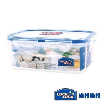樂扣樂扣CLASSICS系列PP保鮮盒-長方形460ML(8H)