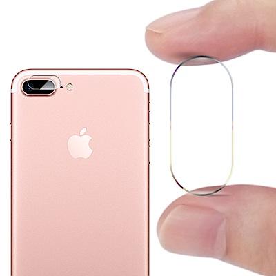 CITY iPhone 8 Plus / 7 Plus 玻璃9H鏡頭保護貼精美盒...
